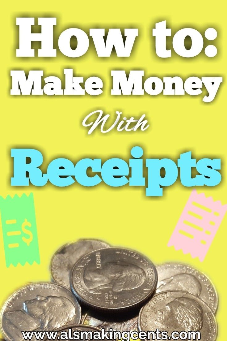 Get cash for every receipt with coinout how to make