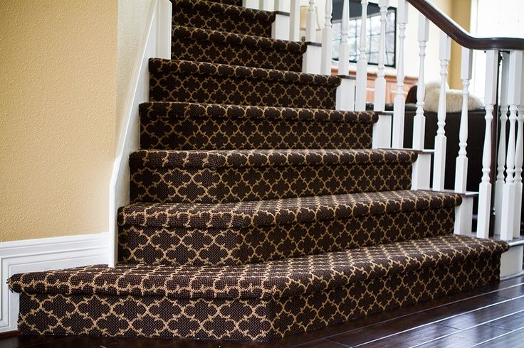 Delightful 14 Awesome Patterned Carpet For Stairs Images