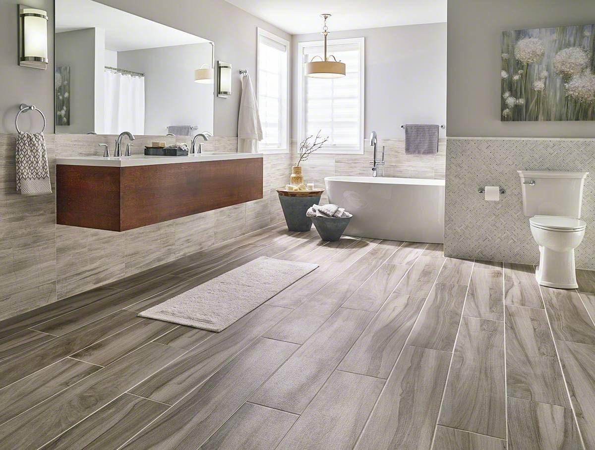 Aspenwood Ash Wood Look Tile Wood Look Tile Wood Tile Bathroom Tile Bathroom