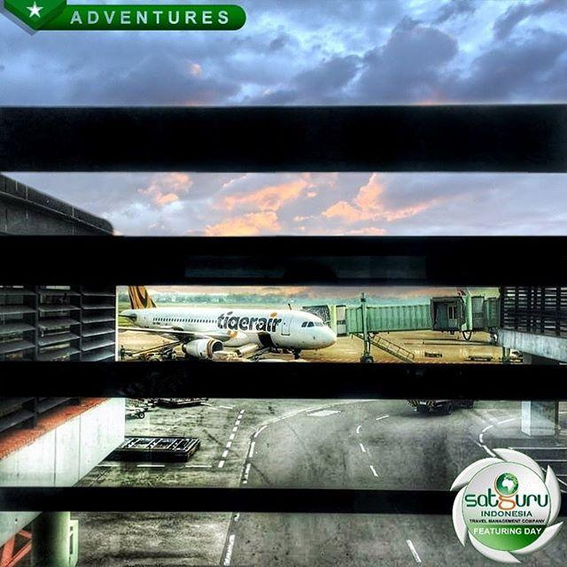 Satguru Indonesia - Travel Management Company, 2 : Hello World, Proudly to share this picture. Welcome to Bandara Soekarno Hatta, Indonesia International Airport.
