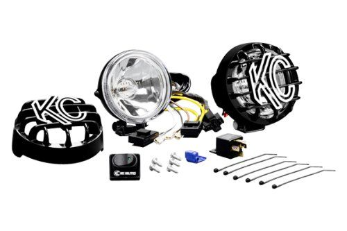 Kc Hilites 490 Rally 400 4 55w Driving Light System More Info Could Be Found At The Affiliate Link Amazon Com On Image Light Accessories Lights Stone Guard