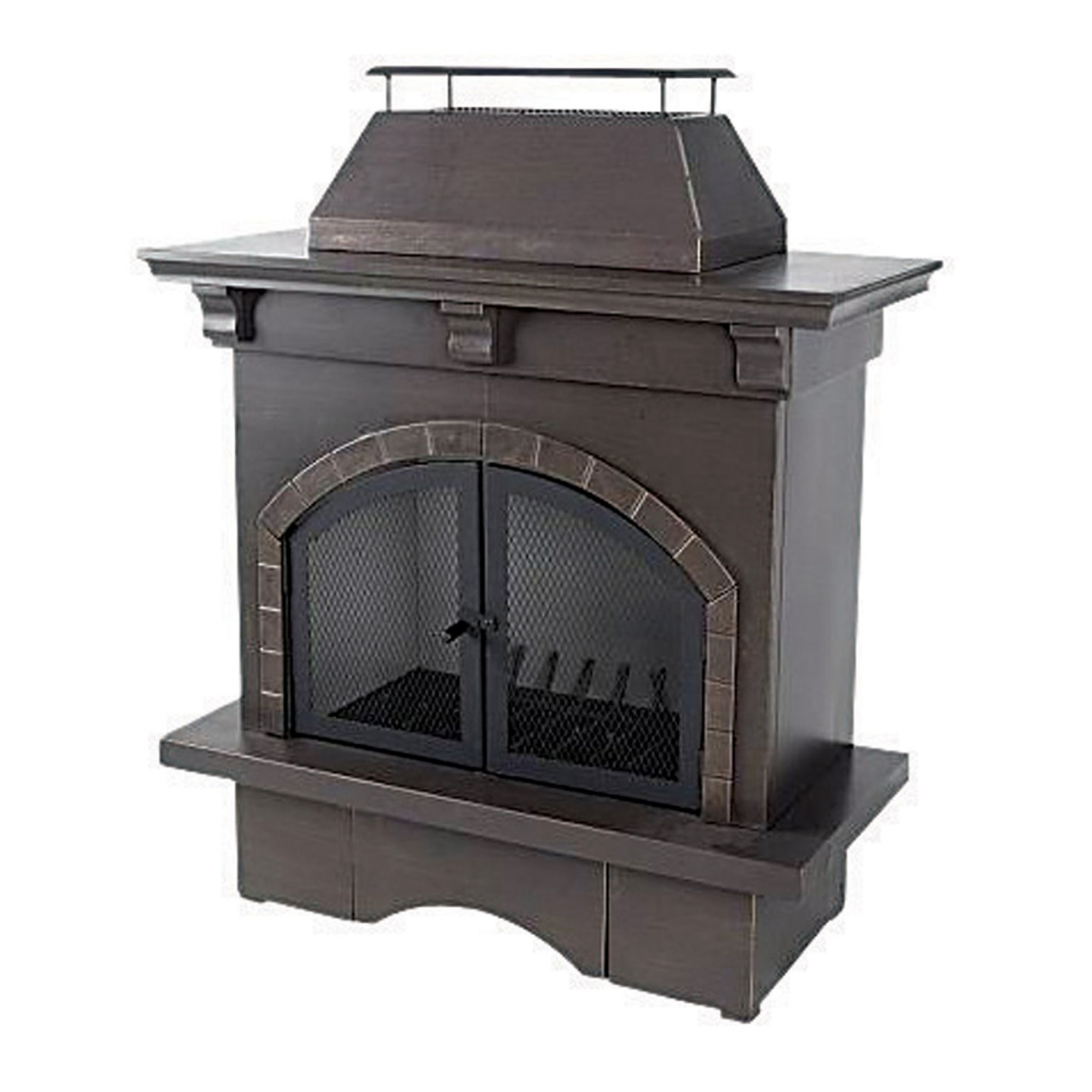 Cast Iron Outdoor Fireplace   Best Paint For Interior Check More At Http://