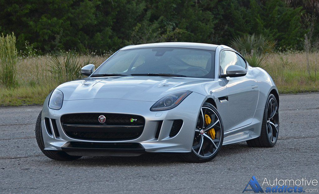 2015 Jaguar F TYPE Coupe R