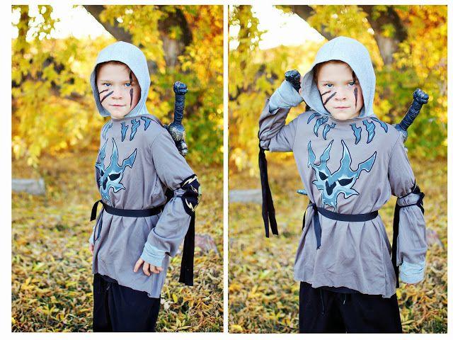 Witch Hunter costume Boy Halloween costume idea wwwapothecakery - halloween costume ideas boys