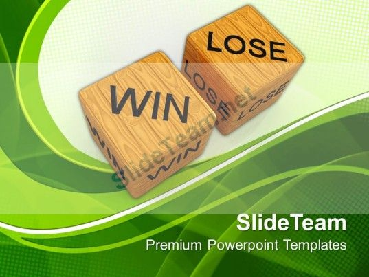 Good strategy game templates dice win vs lose future teamwork ppt buy predesigned good strategy game templates dice win vs lose future teamwork ppt slide designs powerpoint powerpoint templates slides ppt graphics toneelgroepblik Choice Image