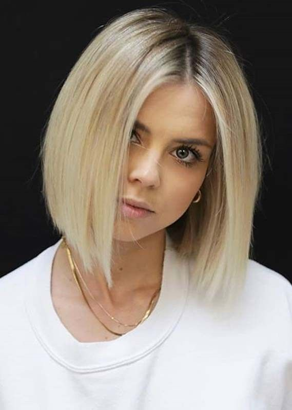 Perfect Blonde Bob Haircut Styles to Show Off in 2
