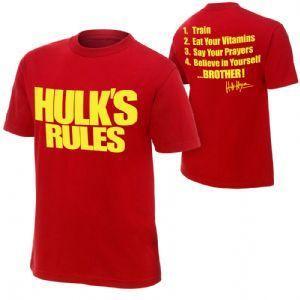 hulk hogan immortal t shirt