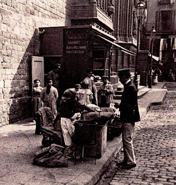 Oficios Desaparecidos – Oficis Desapareguts - La Barcelona de antes