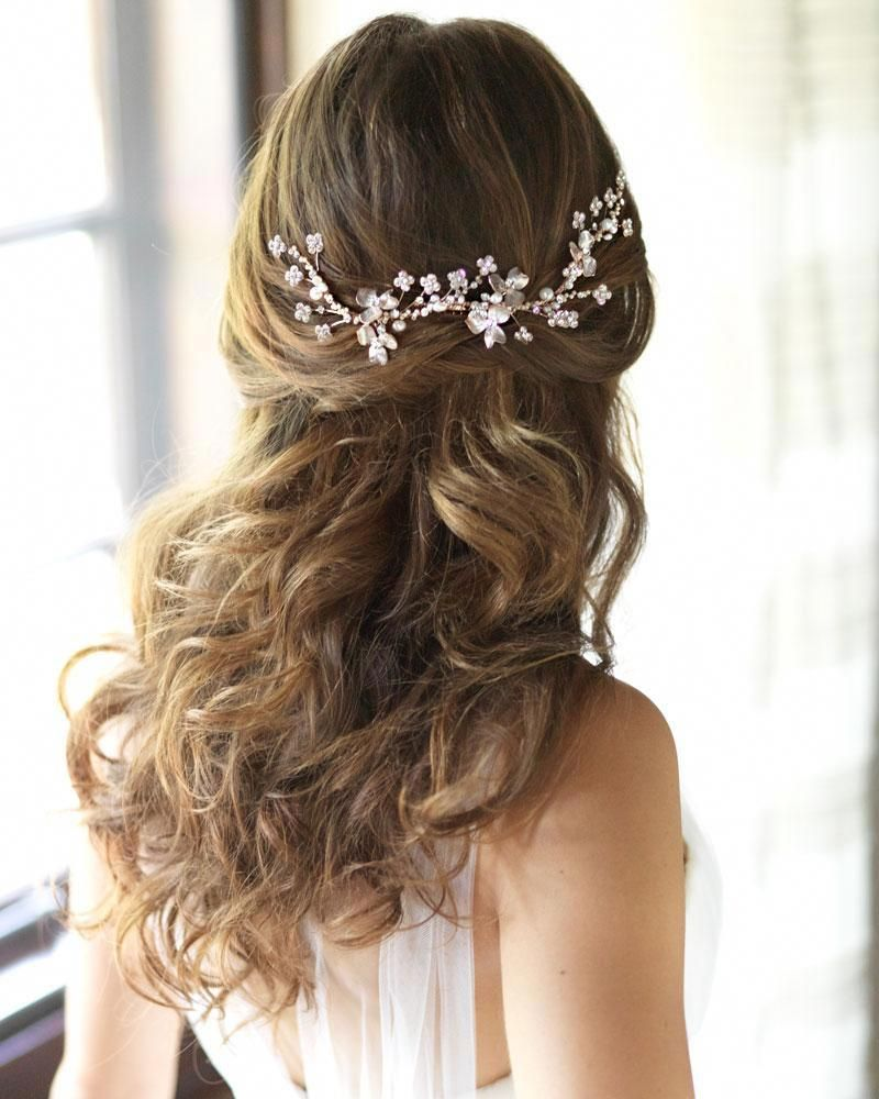 86 cool wedding hairstyles for the modern bride