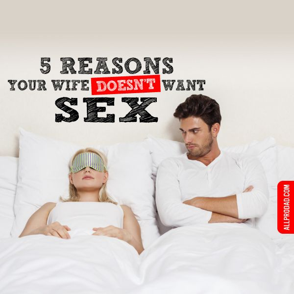 How often does wife want sex