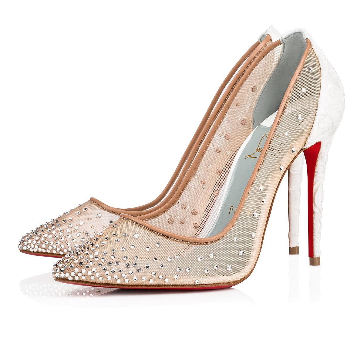 82a318d3b35 Christian Louboutin Follies Strass in 2019 | SEXY-DELIRIOUS AND ...
