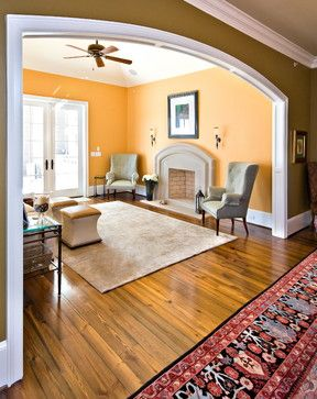 Lorraine Vale  traditional living room charleston LORRAINE G VALE Allied ASID