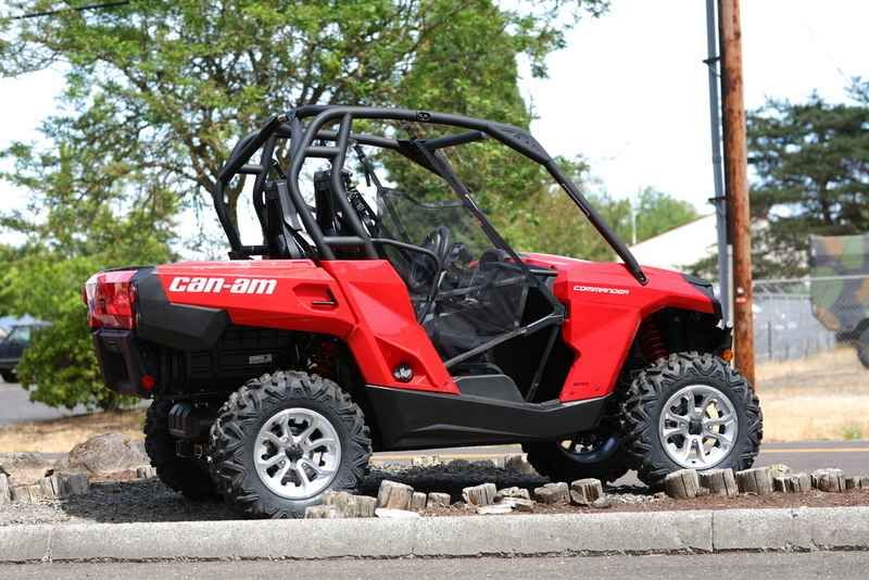 New 2016 Can-Am Commander DPS 1000 ATVs For Sale in Oregon. 2016 Can-Am Commander DPS 1000, All new can am Commander DPS 1000! In stock! MotoSport Hillsboro 809 NE 28th Ave Hillsboro Oregon 97124 503-648-4555 DM0381 2016 Can-Am® Commander DPS 1000 Get the flexibility to customize your machine the way you want it, with the control of the Tri-Mode Dynamic Power Steering (DPS). Features may include: CATEGORY-LEADING PERFORMANCE Available in a 71-hp Rotax 800R or 85-hp Rotax 1000 liquid-cooled…