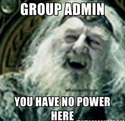 10 Cool Superb Group Admin Jokes, Trolls, Funny Status For WhatsApp