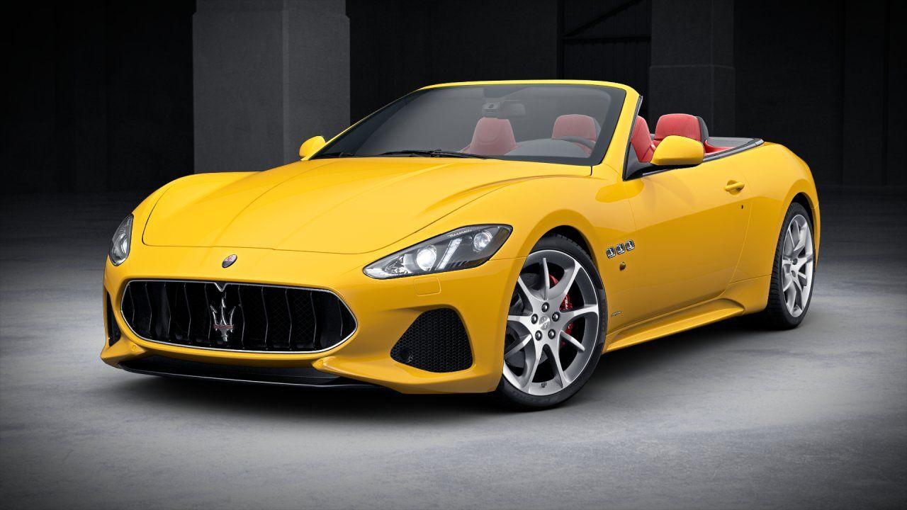 Build Your Own Maserati USA Maserati, Maserati car, Car