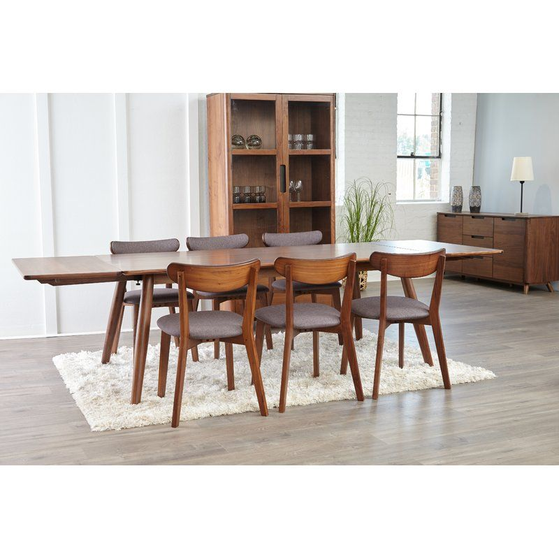 clayborn dining table in 2019 home garden solid wood dining rh pinterest com