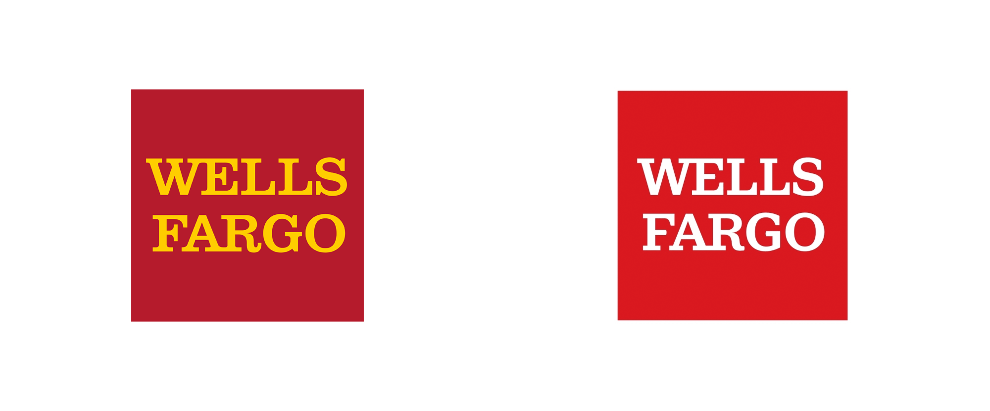 New Logo And Stagecoach For Wells Fargo Wells Fargo Logo Wells Fargo Fargo