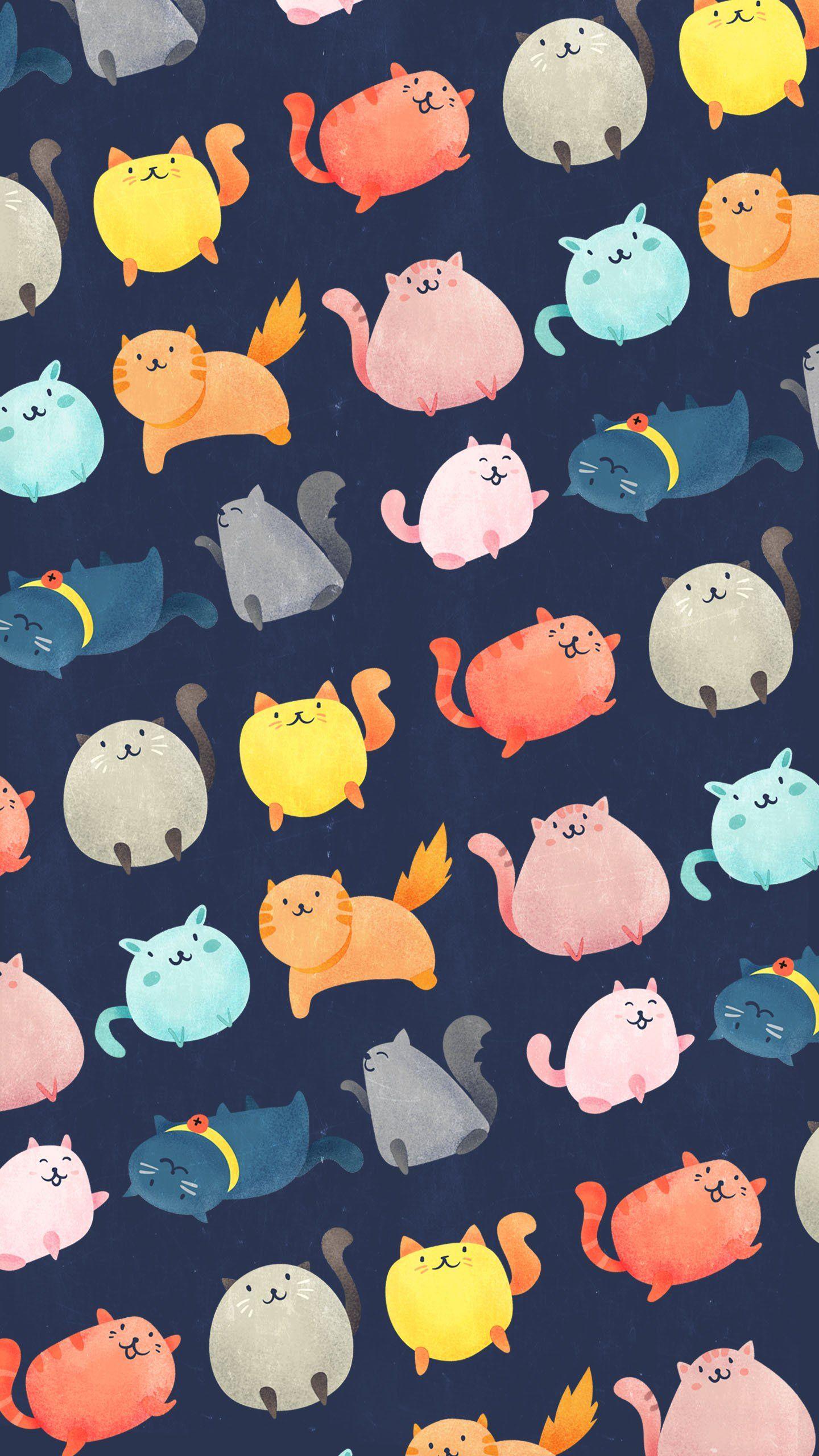 10 Super Photo Kittens Wallpapers Blogalineribeiro Wallpaper Cat Kitten Wallpaper Cat Wallpaper Cute Cat Wallpaper