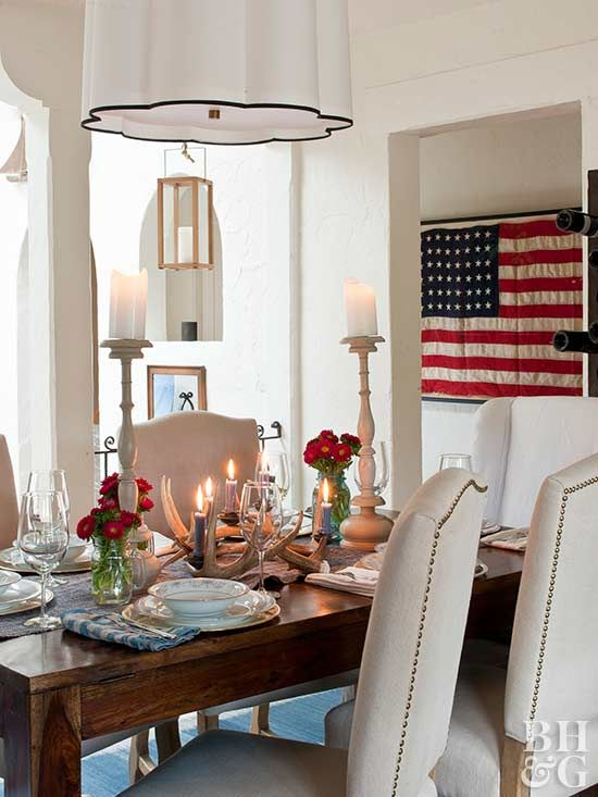 show your red white blue 4th of july d cor home d cor home rh pinterest co uk