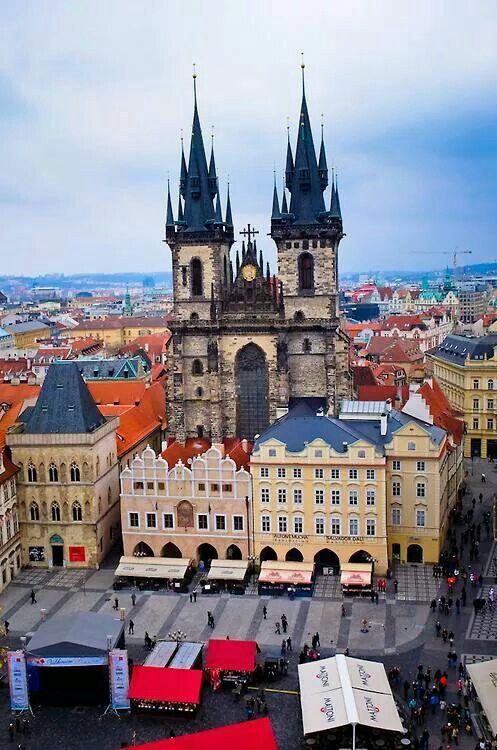 old time square czech republic my wishlist prague czech rh pinterest de