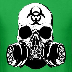 Pin By Barrier Style Design On Barrier Style Design 2 Spreadshirt Gas Mask Tattoo Gas Mask Art Biohazard Tattoo