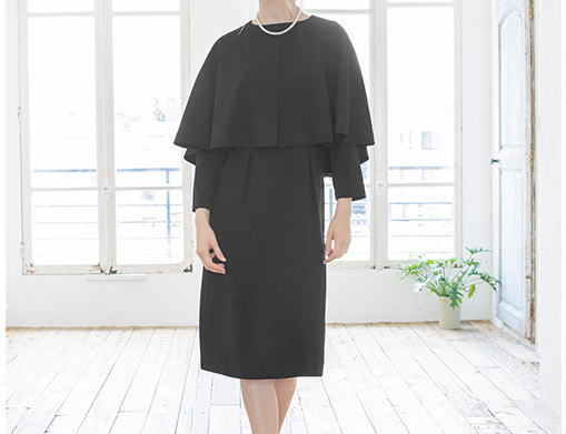 抜け感あるブラックフォーマルでおしゃれに ママの式服ネット ワンピース フォーマル ファッションアイデア ワンピース ドレス