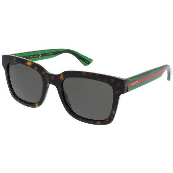 Gucci GG 0001S 003 Größe 52 EjYOdTHF3r
