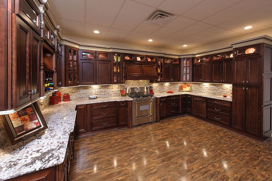 York coffee kitchen cabinets rta cabinet store someday for Kitchen cabinets johnson city tn