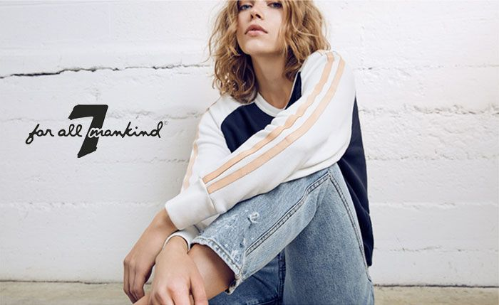 New Rigid Styles by 7 For All Mankind