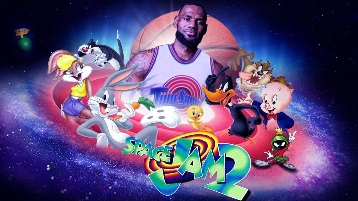Space Jam 2 Gets The All Star Cast Reveal | Space jam, Looney tunes  characters, Lebron james
