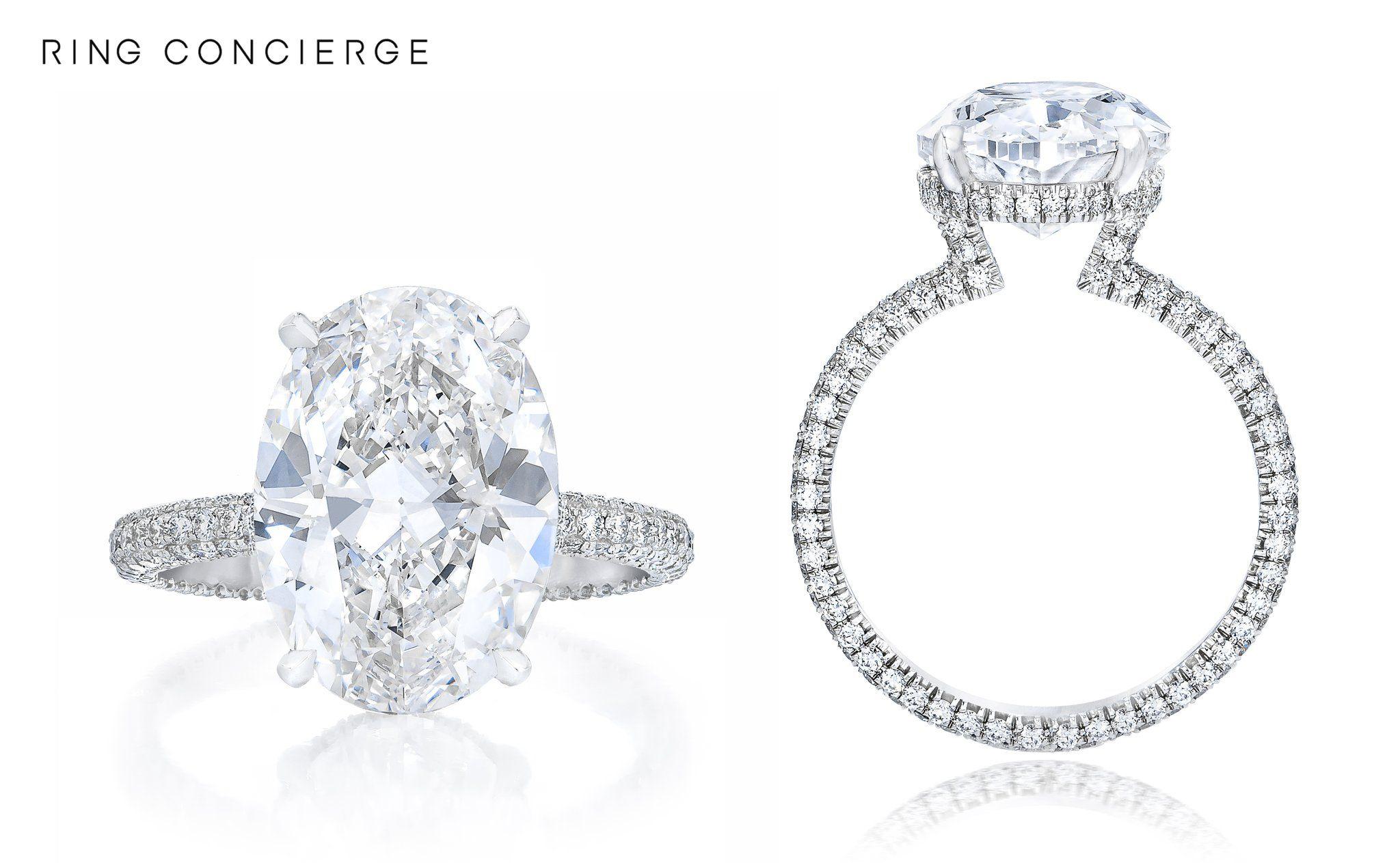 Devon Windsor S Diamond Engagement Ring Took 1 Month To