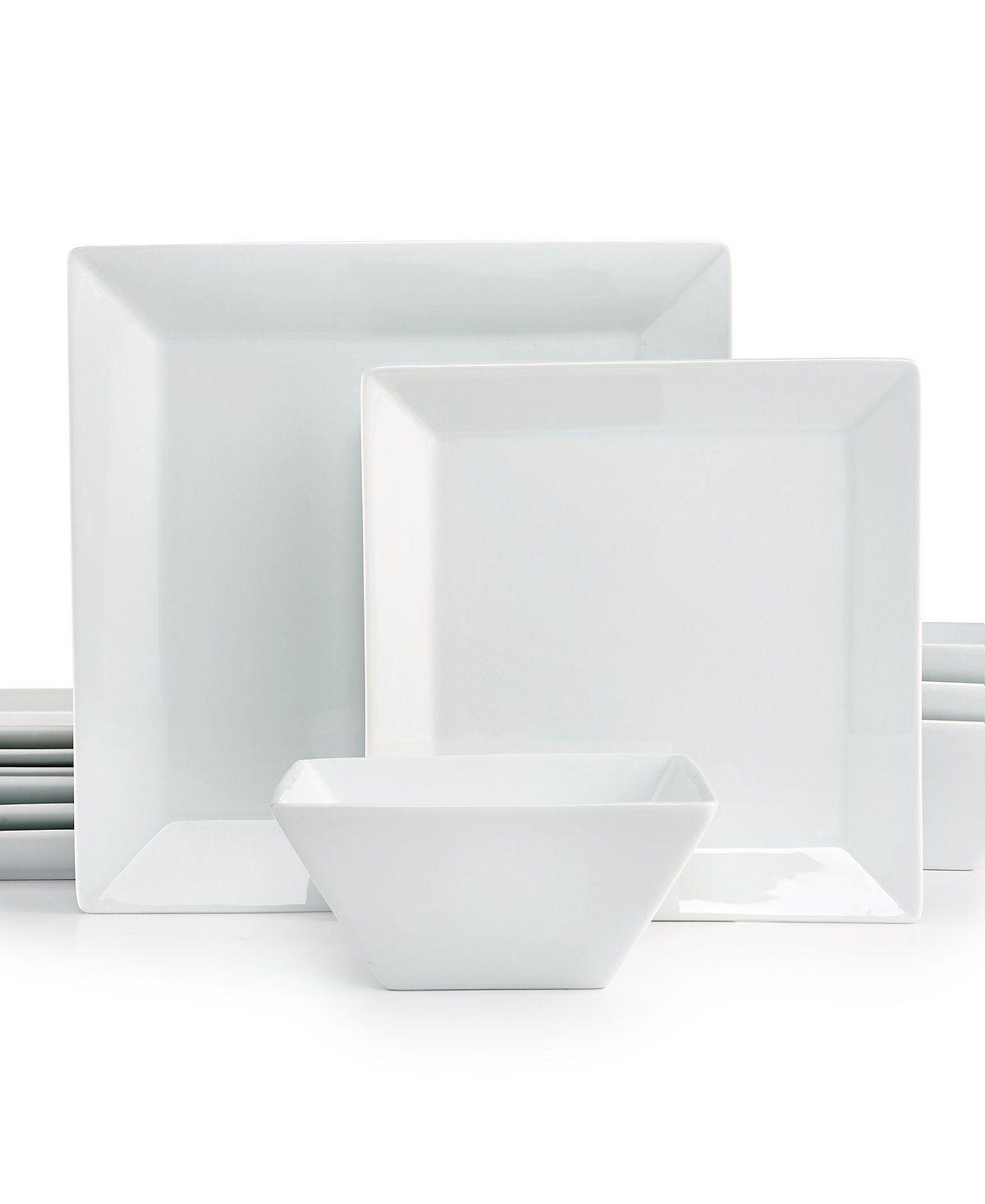 The Cellar 12-Piece Square Set Only at Macy\u0027s - Dinnerware - Dining \u0026  sc 1 st  Pinterest & The Cellar 12-Piece Square Set Only at Macy\u0027s - Dinnerware - Dining ...
