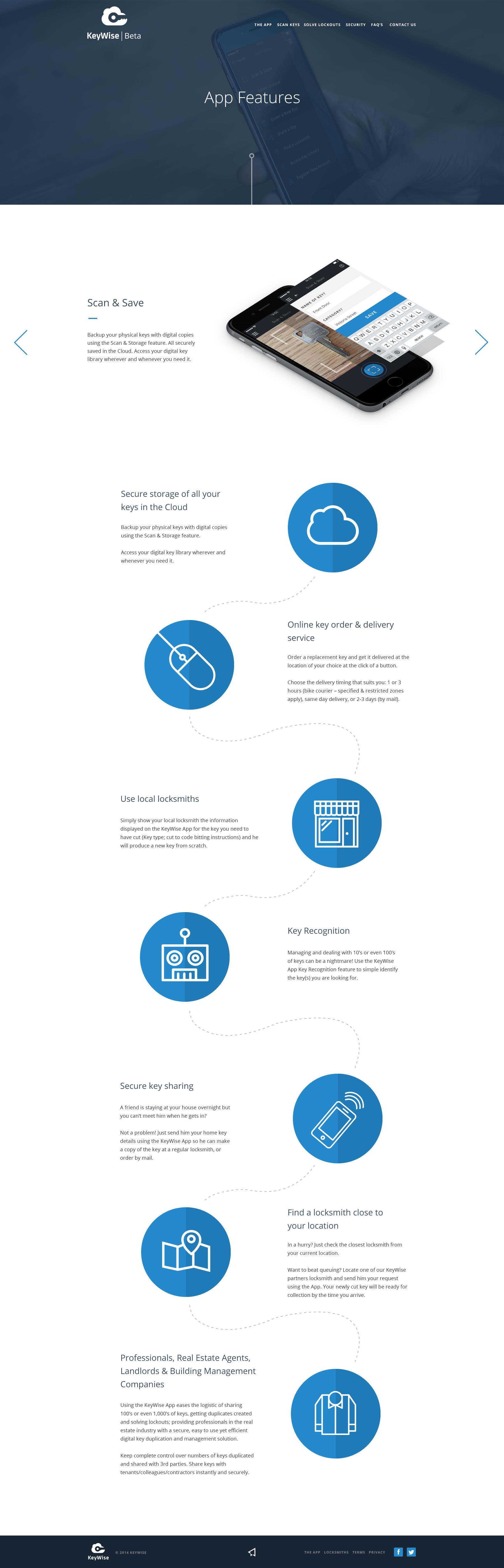 App features | UI Mobile | Pinterest | App, Web ui design and Web layout