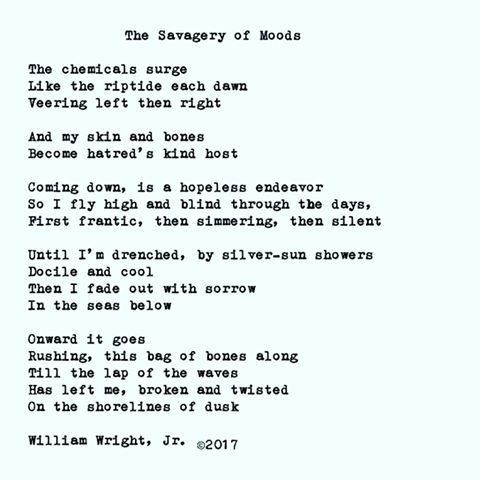 Pin by William Wright on William Wright Jr. - Poetry Hatred Hopeless Mood