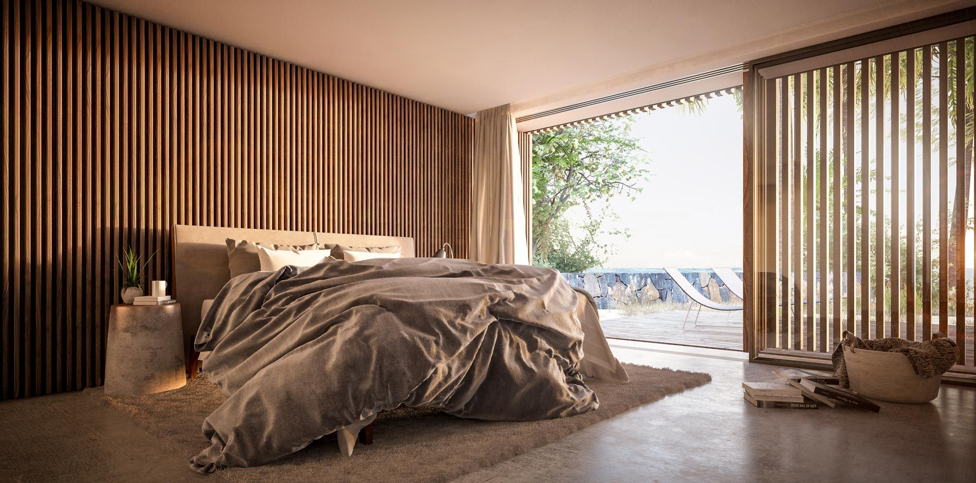 visualisation ds max terri brown architecture interior design vray mauritius east coast tropical luxury modern bedroom also rh pinterest