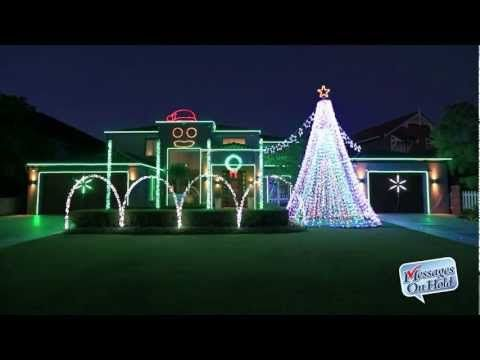 gangnam style christmas light shows popping up all over - Best Christmas Light Shows