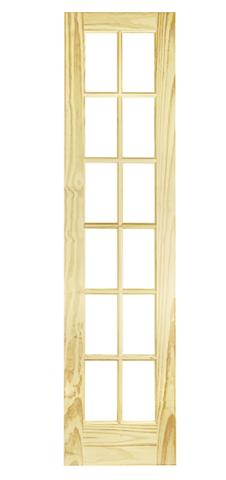 12 Lite French Door French Door Coverings Doors Interior Door Coverings