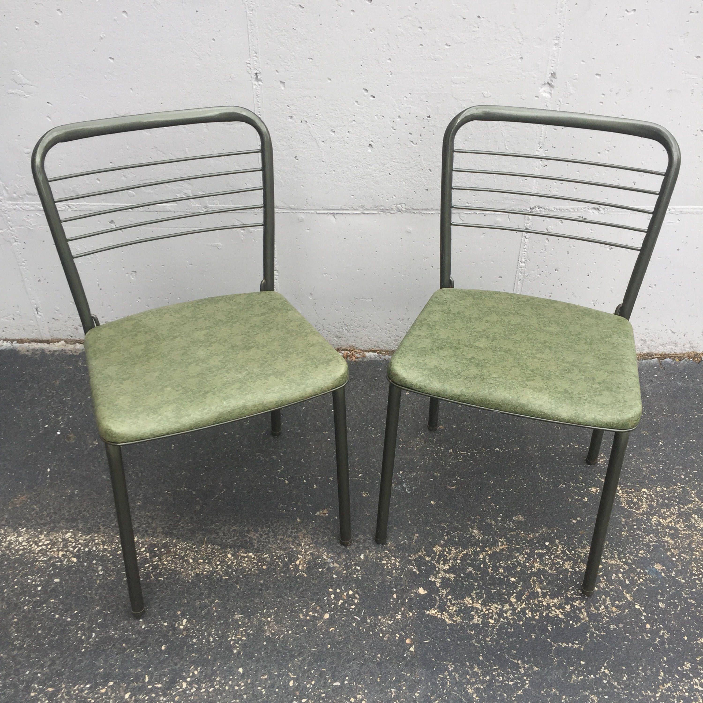 set of two green cosco gatefold folding dining chairs chair rh pinterest com