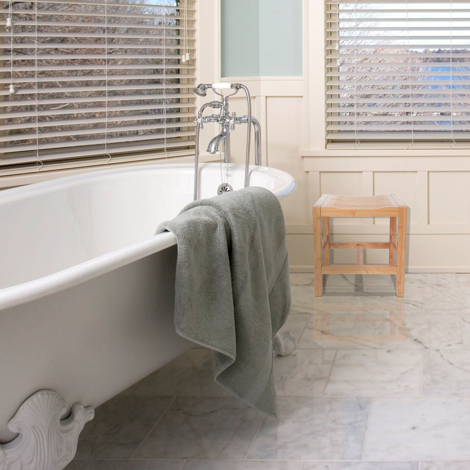 Top Selling Bamboo Shower and Bath Bench only at $49.95   Shower ...