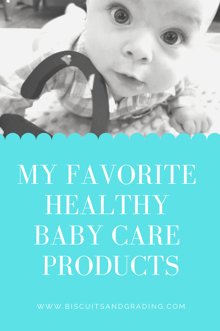 My Favorite Natural Baby Care Products Baby Care Healthy Babies