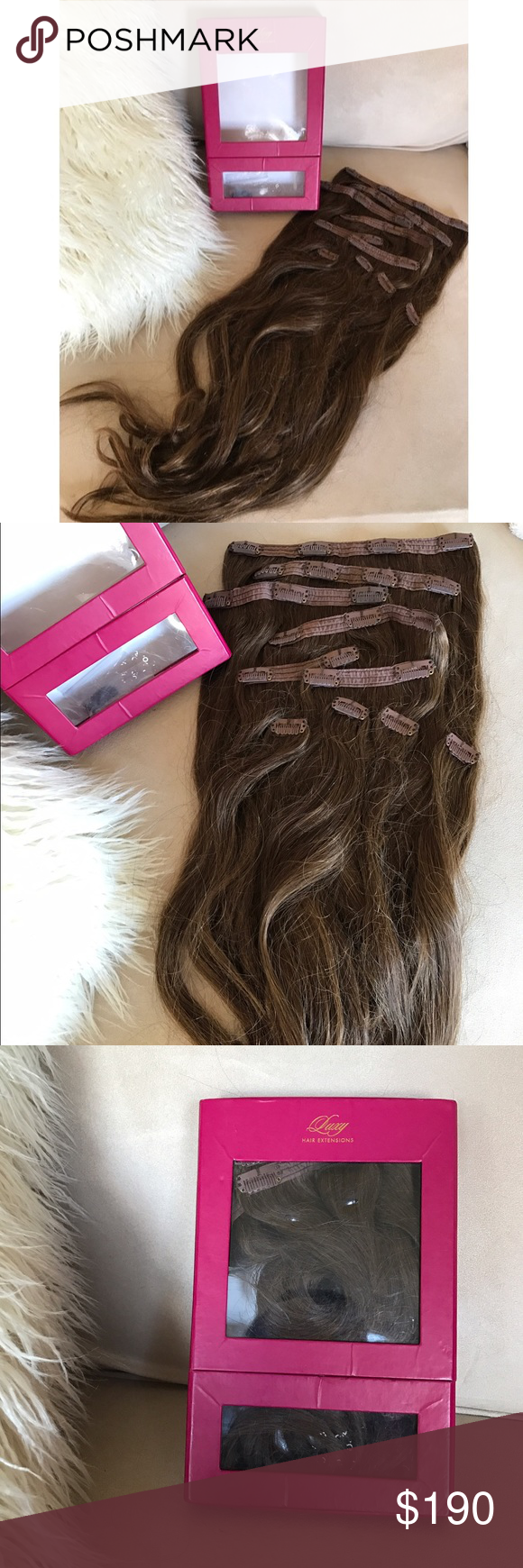 Luxy Hair Extensions Long 20 22inch 220 Gram Luxy Hair Extensions