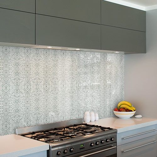 Patterned Glass Splashbacks   Get This Look At A Fraction Of The Cost Of Patterned  Glass Part 32