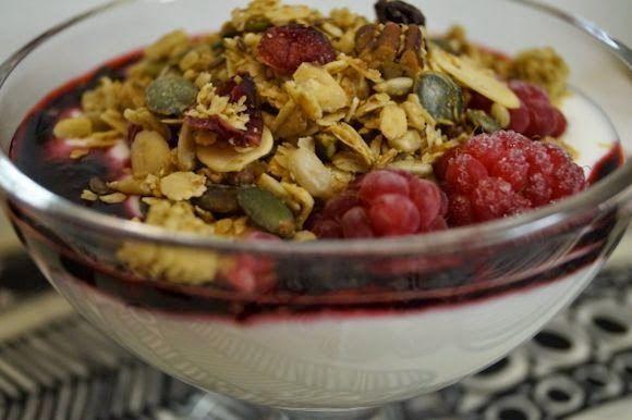 FODMAP-keittiöni: Rapeaksi paahdettu gluteeniton mysli