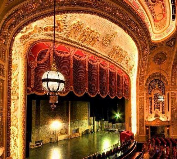 Rialto Theater Joliet Il Joliet Illinois Chicago Tours Joliet