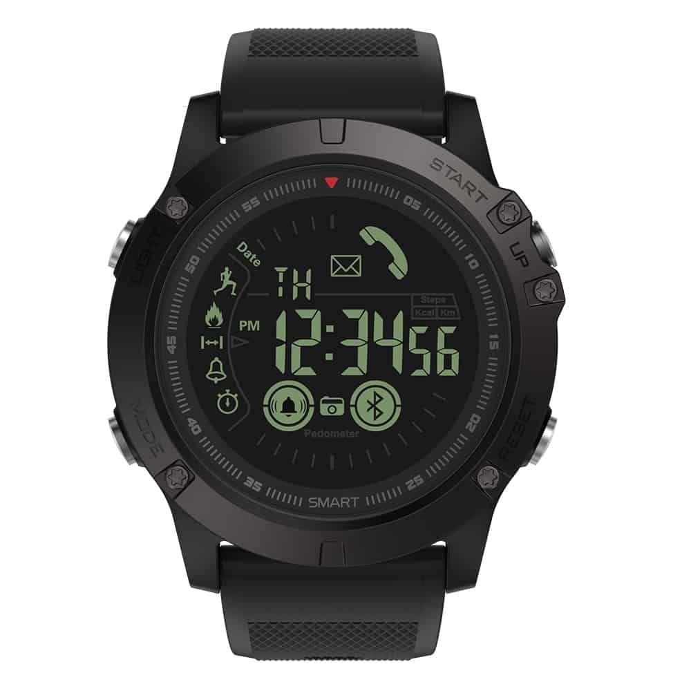 7db6572ede3 Este Smartwatch praticamente invencível inspirado por tecnologias militares  está conquistando os brasileiros!