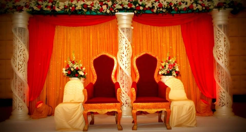 Stage decoration #Bhratkirayabhandar & Stage decoration #Bhratkirayabhandar | Best tent service provider ...