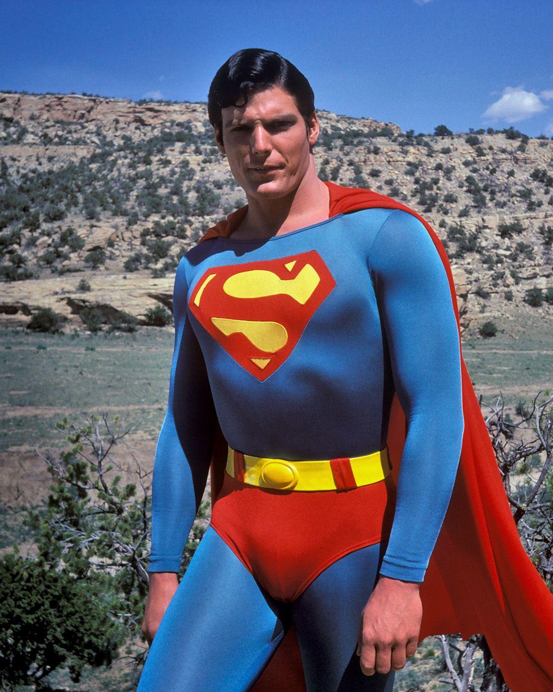 Superman 1978 Superman Movies Christopher Reeve Superman Superman Movie 1978