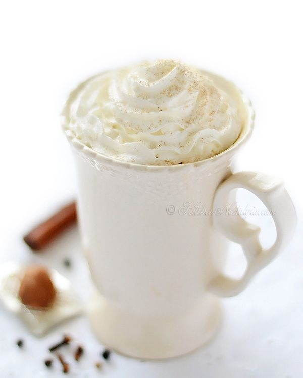 Latte, Recipes From Heaven