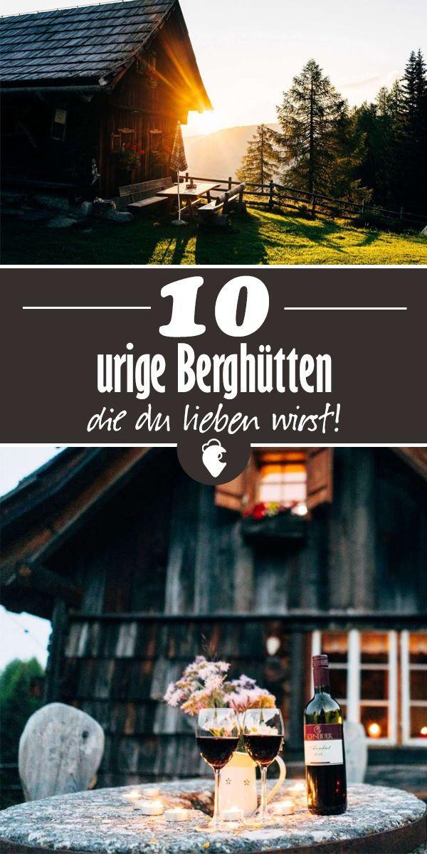 Photo of 10 urige Berghütten in Österreich, Bayern & Italien
