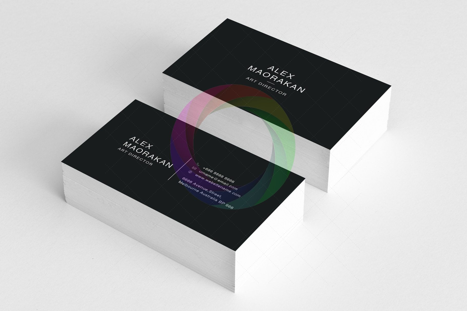 Simple Classic Business Card Graphic Templates Classic Business Card Business Card Template Cleaning Business Cards